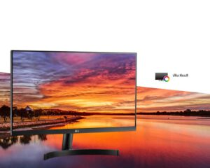 จอภาพ Monitor LG 22MK600M-B