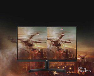 จอภาพ Monitor 22MK600M สำหรับเล่นเกมส์
