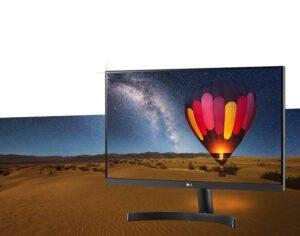 จอภาพ Monitor LG 22MK600M-B สำหรับคอเกมส์